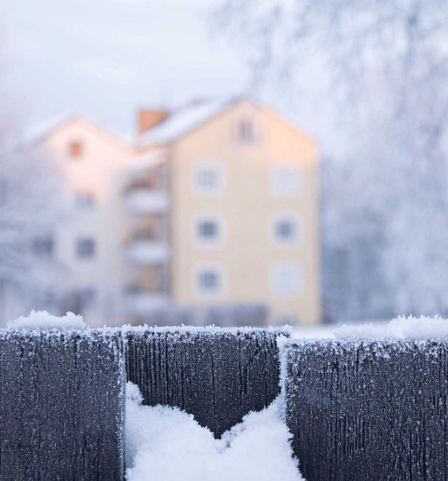How to winter-proof your air-to-water heat pump