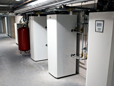 Carlfors Bruk utilizes the energy in cooling water – with heat pumps from CTC